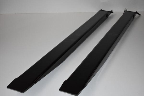 Gabelverlängerung - Querschnitt: 200 x 80